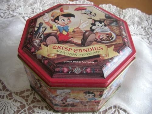 キャンディー缶 : かわいい♥ディズニーのお土産 お菓子の缶 ...